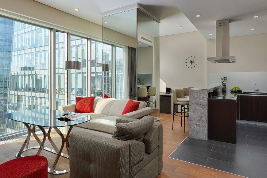 Гостиная Grand Apartment