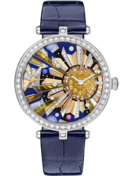 Часы Lady Arpels Soleil Feerique,Van Cleef & Arpels