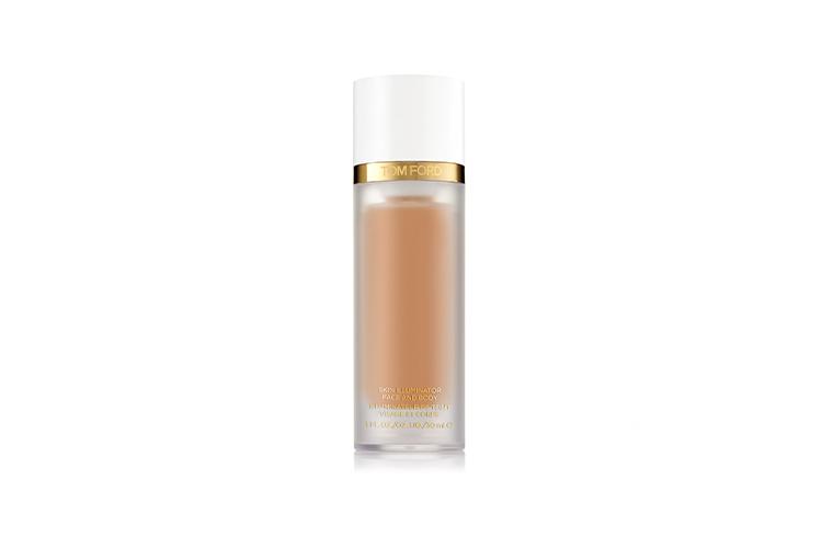 Жидкий хайлайтер для лица и тела Glow, Skin Illuminator Face and Body, Tom Ford