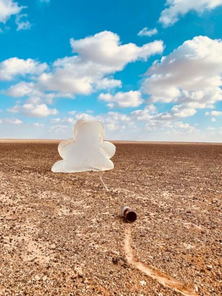 Эйнат Штеклер, «Облака», iPhone 11— победитель в номинации «Окружающая среда»