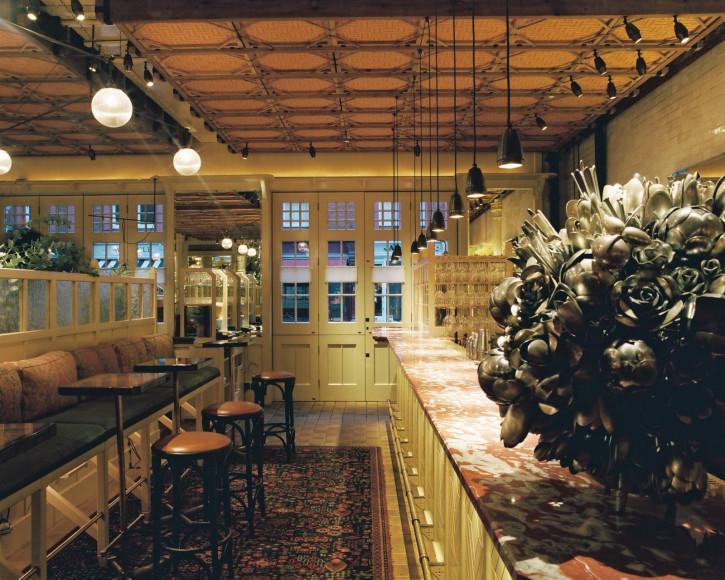 Фото: chilternfirehouse.com/restaurant