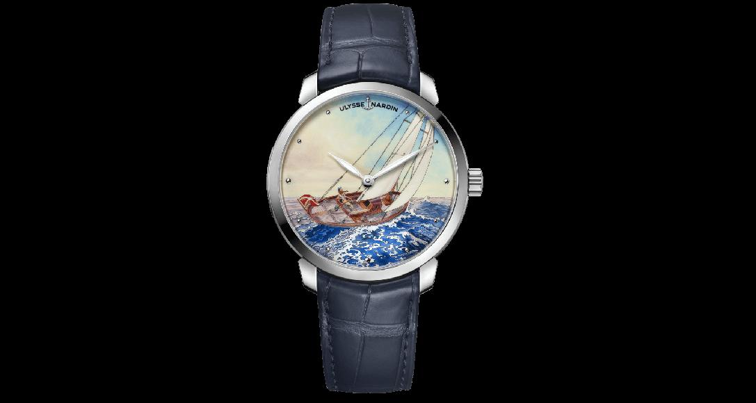 Часы Ulysse Nardin, 1 721 600 руб.