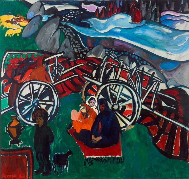 Тогрул Нариманбеков. «На эйлак», 1966