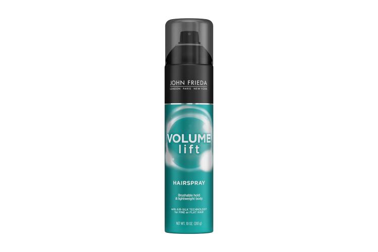Лак для фиксации и придания волосам объема Volume Lift Hairspray, John Frieda