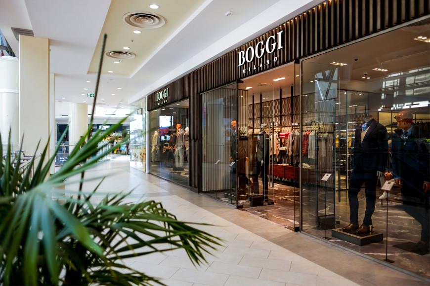 Магазин Boggi Milano в «Атриум» (ул. Земляной Вал, 33)