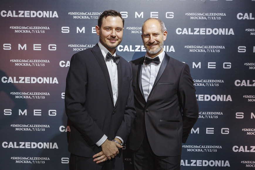 Лоренцо Дзанарди и Даниэль Мартинез (SMEG)