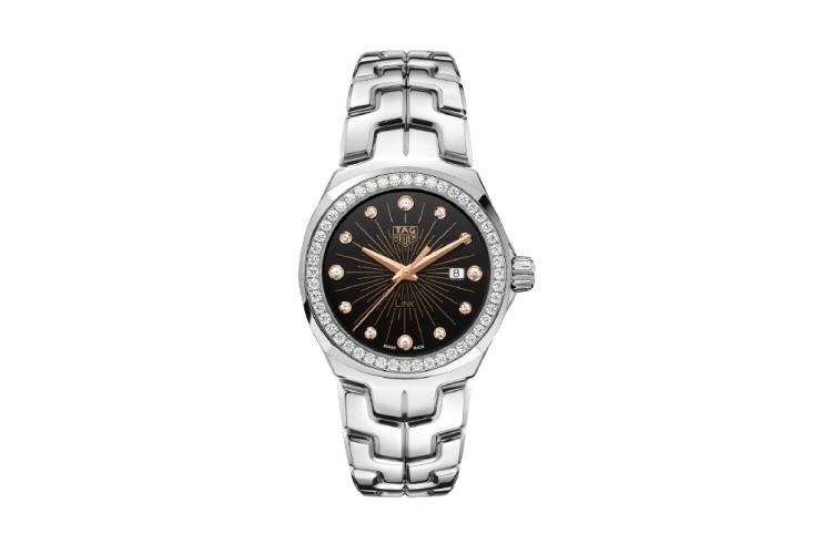 Часы Link 32 mm, TAG Heuer, 307 000 руб. (TAG Heuer)