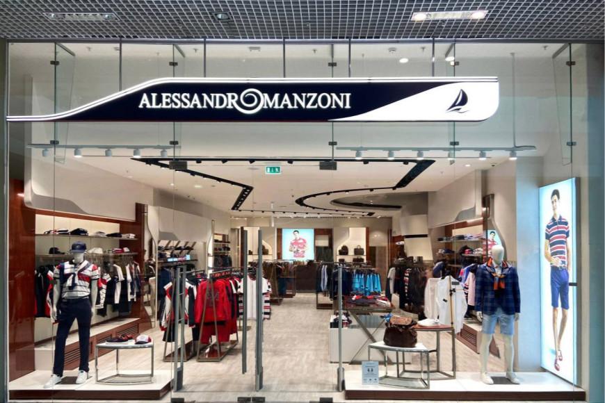 Магазин Alessandro Manzoni в Сочи