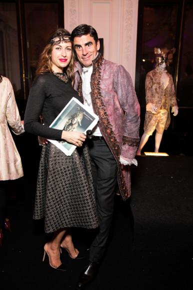 Сандра Недвецкая и Андреас Румблер, Christie's
