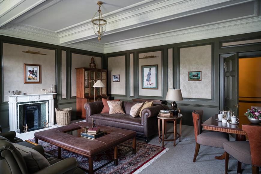 Отель Gleaneagles