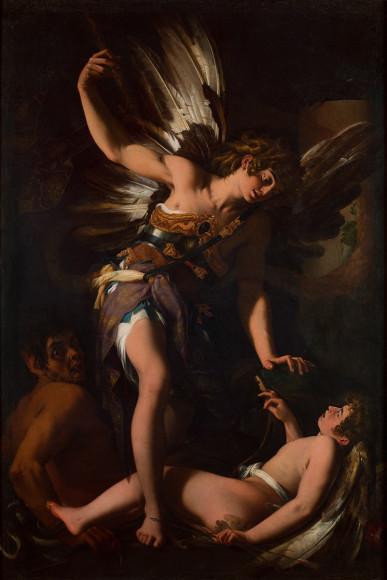 Giovanni Baglione, Amour sacré et Amour profane