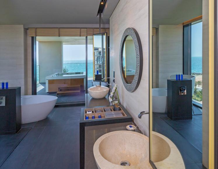 Ванная комната,Ocean Terrace