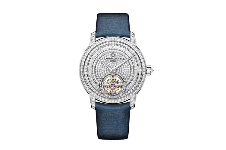 Часы Traditionnelle Tourbillon, Vacheron Constantin