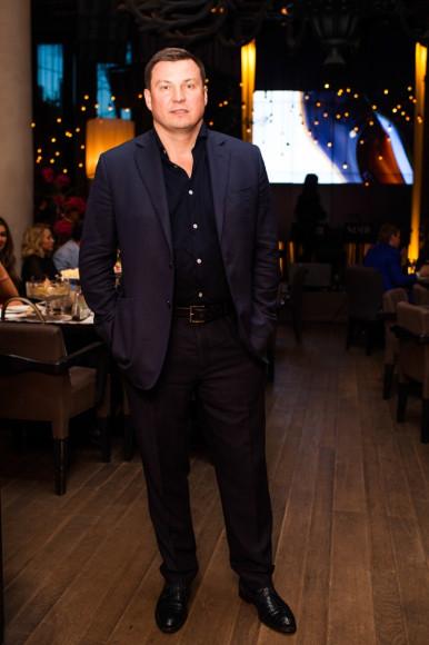 Александр Кожин (ресторатор)