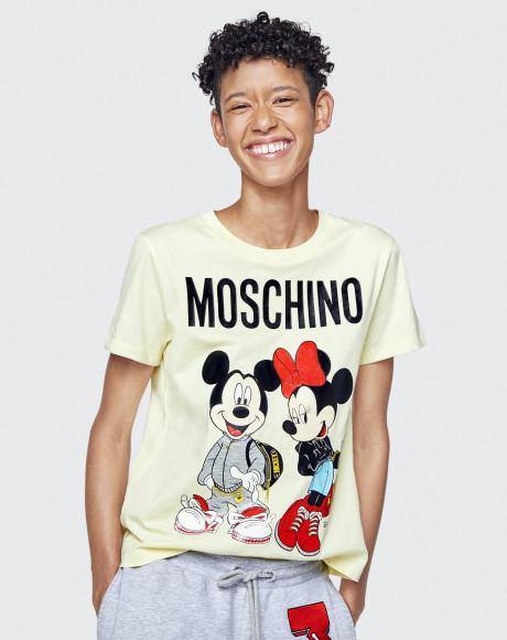 Фото: пресс-службы H&M и Moschino