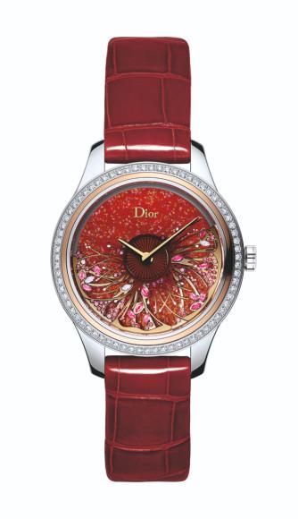 Часы Dior Grand Bal Jardin Fleuri, Dior Horlogerie