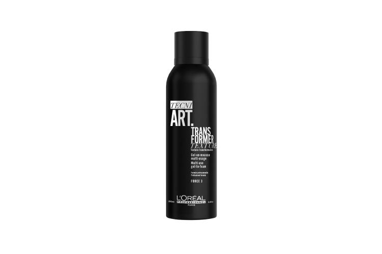 Универсальный гель-мусс для волос Art Transformer средней фиксации, L'Oreal Professionnel Tecni