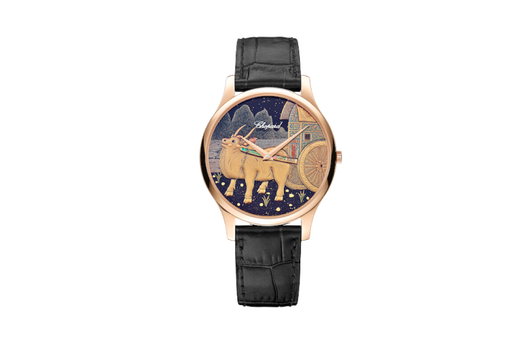 Часы L.U.C XP Urushi Year of the Ox, Chopard