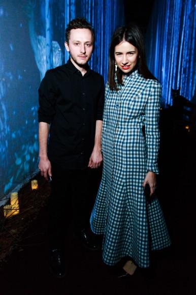 Андрей Артемов и Наталья Гольденберг