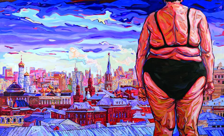 Сергей Шнуров. «Крещенские морозы», 2016