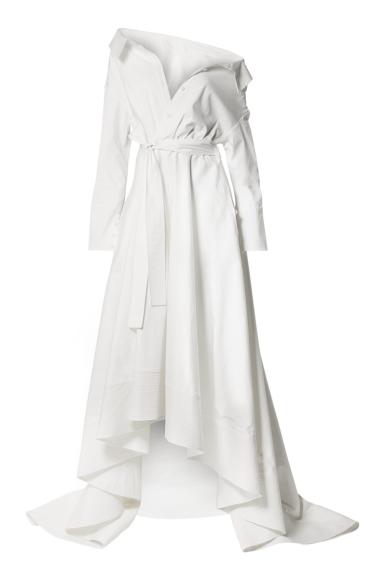 Платье Danielle Frankel (net-a-porter.com) — 372 549 руб.