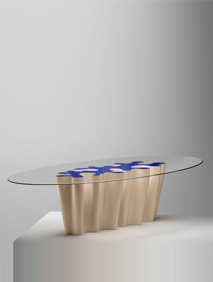 Коллекция Objets Nomades: Anemona Table by Atelier Biagetti