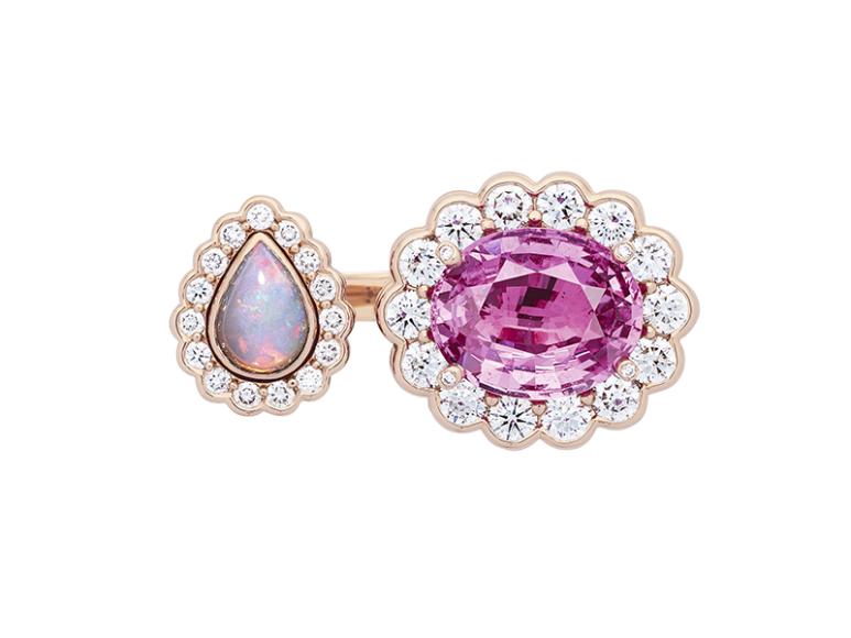 Кольцо Dior et Moi, Dior Haute Joaillerie