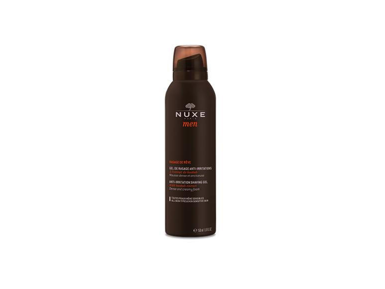 Гель для бритья Anti-Irritation Shaving Gel, Nuxe Men