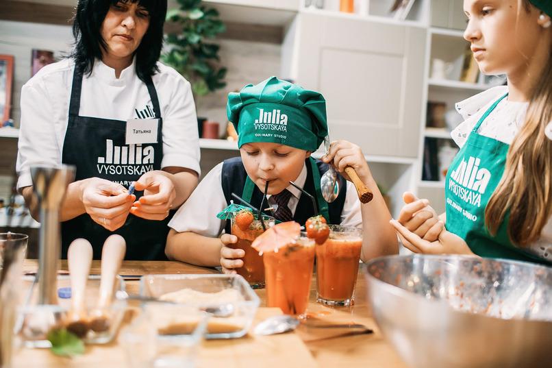Фото: пресс-служба кулинарной студии Юлии Высоцкой
