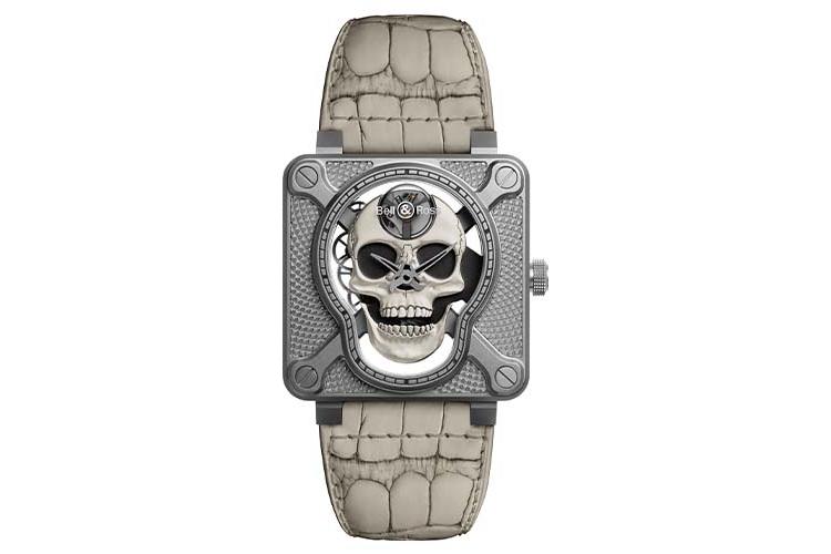 BR-01 Laughing Skull, Bell & Ross