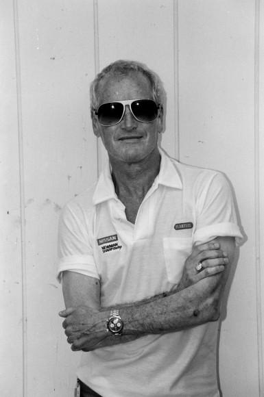 Пол Ньюман в часах Rolex Cosmograph Daytona «Big Red»