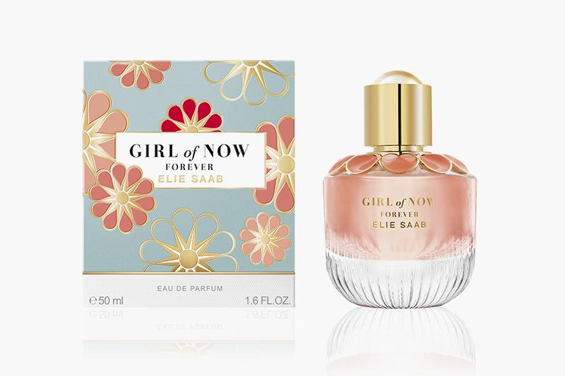Парфюмерная вода Girl Of Now Forever, 50 мл, Elie Saab, 6650 руб.