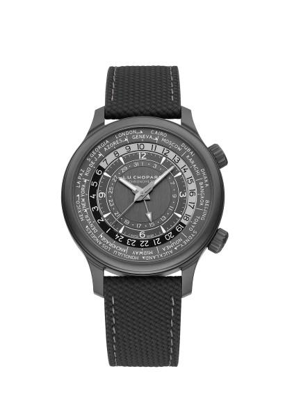 Часы L.U.C Time Traveler One Black, Chopard