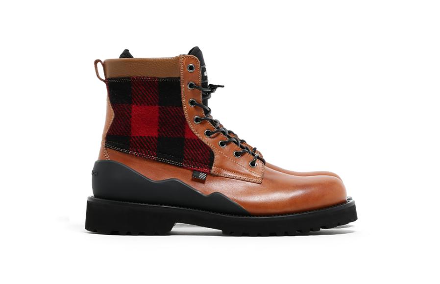 Мужские ботинки Woolrich, 18 375 руб. с учетом скидки (woolrich.eu)