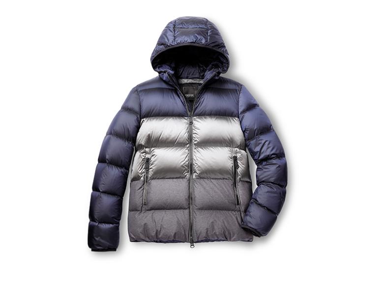 Мужская куртка Geox, 20990 руб. («Европейский»)