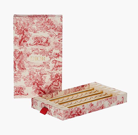 Соломинки для напитков Dior, цена по запросу