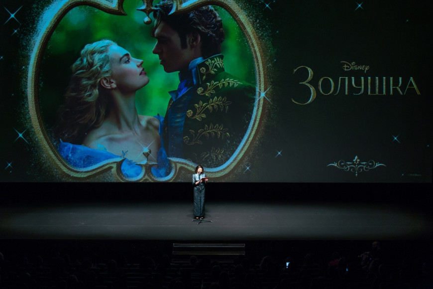 (Генеральный Директор Disney) Марина Жигалова-Озкан