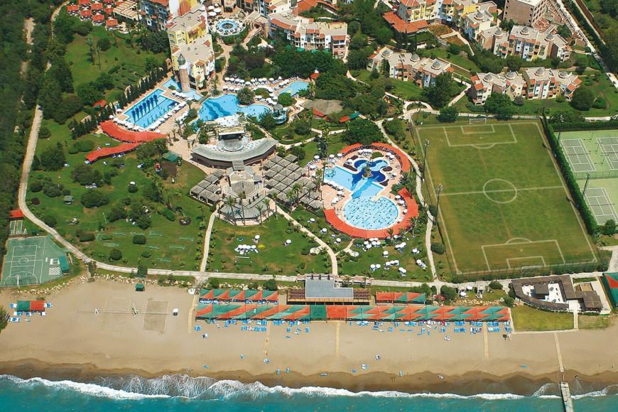Отель Limak Arcadia Sport Resort Hotel (Limak Arcadia)