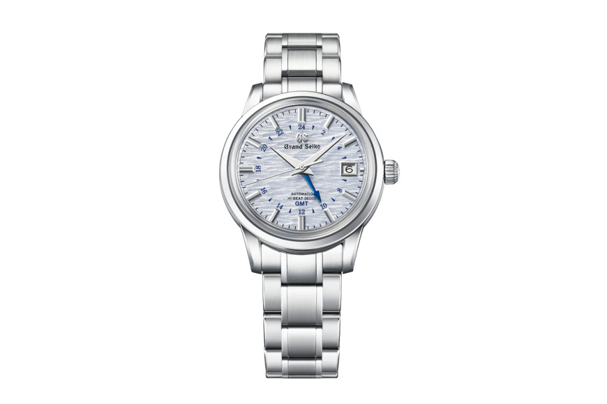 Часы Grand Seiko GMT Shōsho