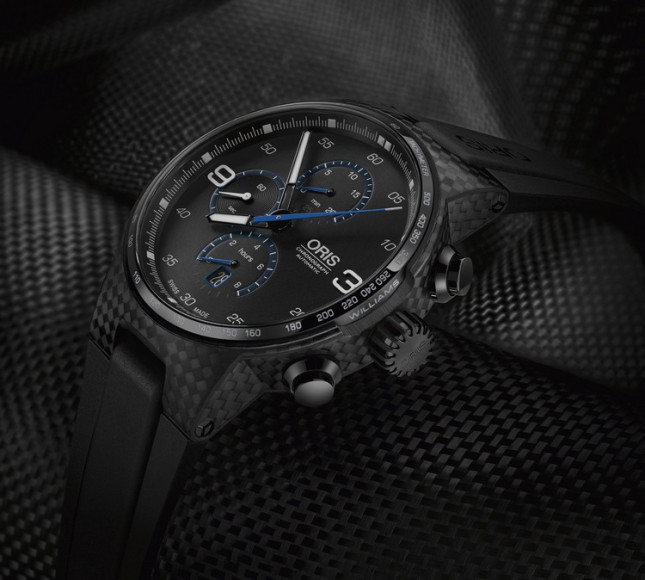 Oris Williams Chronograph Carbon Fibre Extreme, Oris