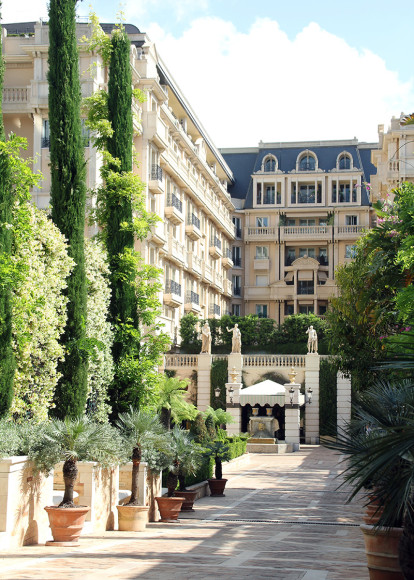 Отель Metropole, Монте-Карло