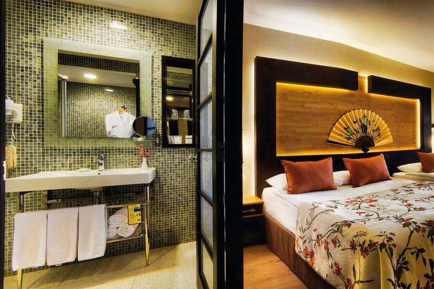Стандартный номер Limak Lara Deluxe Hotel & Resort (Limak Lara)
