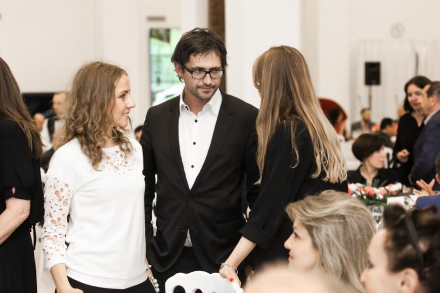 Дмитрий Озерков (заведующий отделом современного искусства Государственного Эрмитажа, руководитель Проекта «Эрмитаж 2021» )