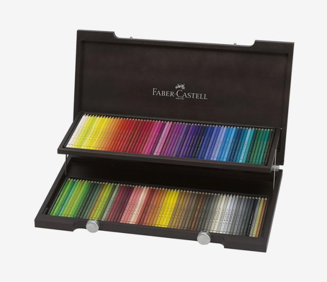 Цветные карандаши Polychromos, Faber-Castell (Ozon)