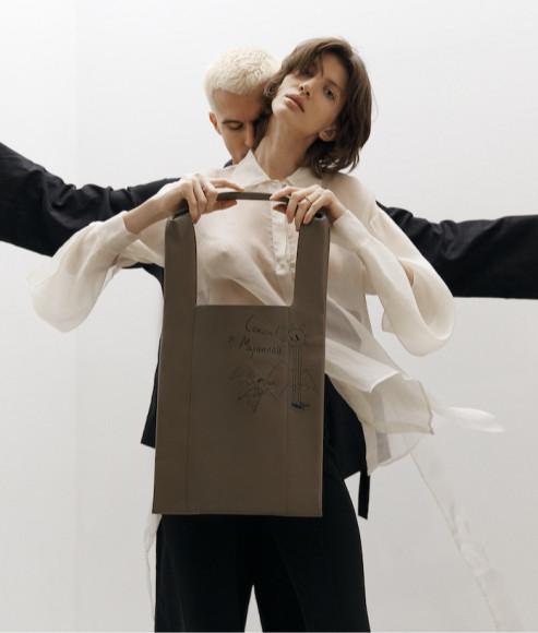 Кастомизированные сумки AMA.ttoo