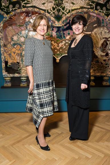 Елена Титова и Наталья Логинова