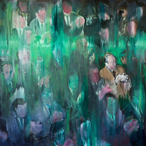 Андрей Анро. «Applause», 2016