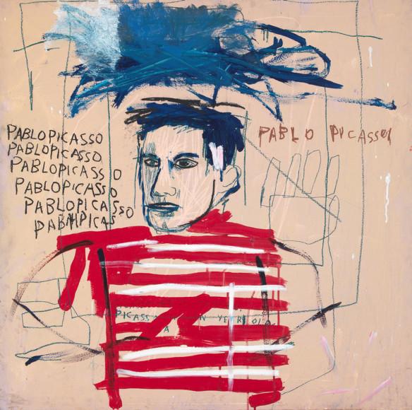 Без названия (Пабло Пикассо), 1984