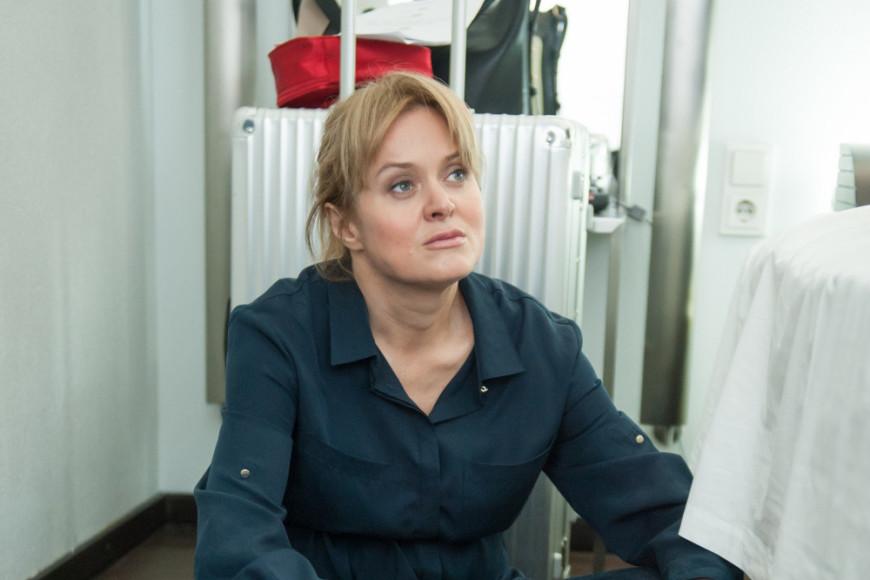 Анна Михалкова в сериале «Обычная женщина»