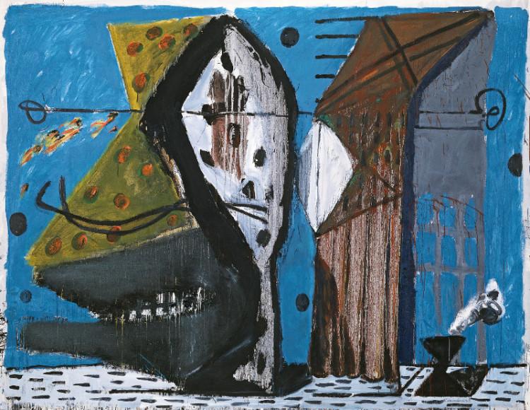Маркус Люперц. Стиль: Эвридика, 1977-1978